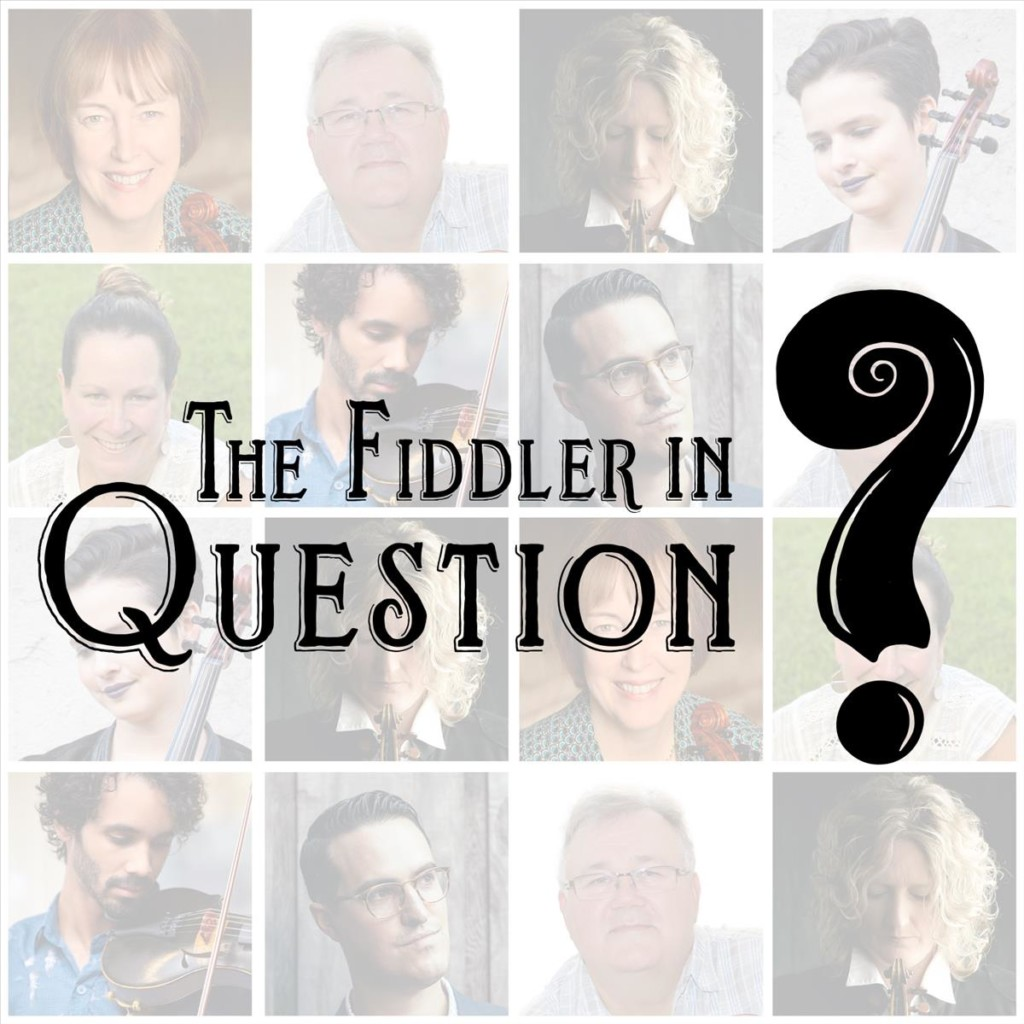 The Fiddler in Question - upcoming workshops!