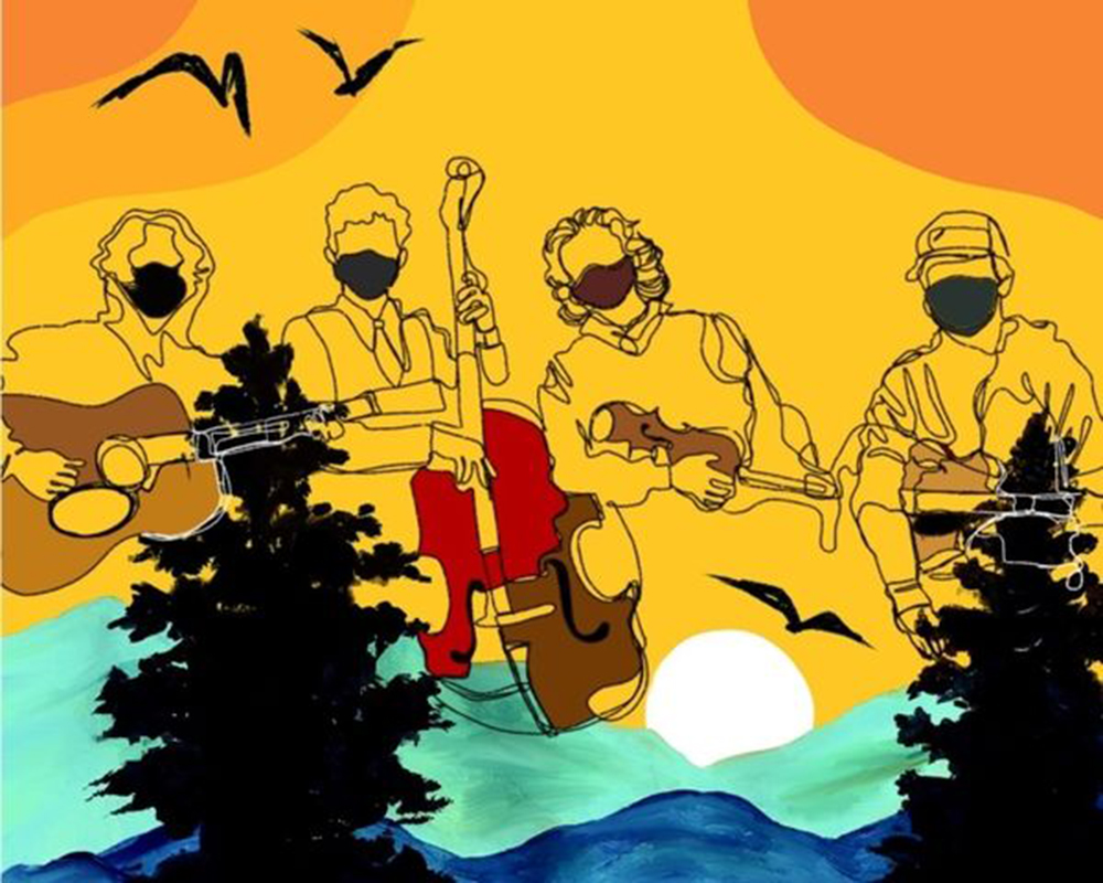 Crying Uncle Bluegrass Band Live EP