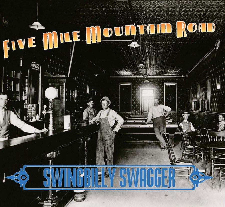 Brenda Hough reviews Swingbilly Swagger by Five Mile Mountain Road