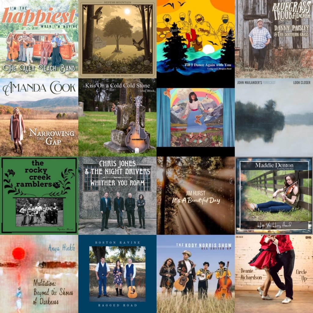 Bluegrass: New Releases on KALW