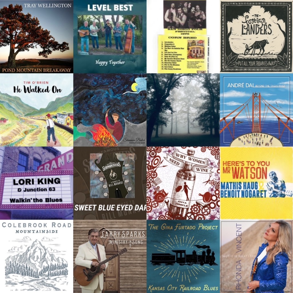"""New releases on """"Bluegrass Signal"""""""