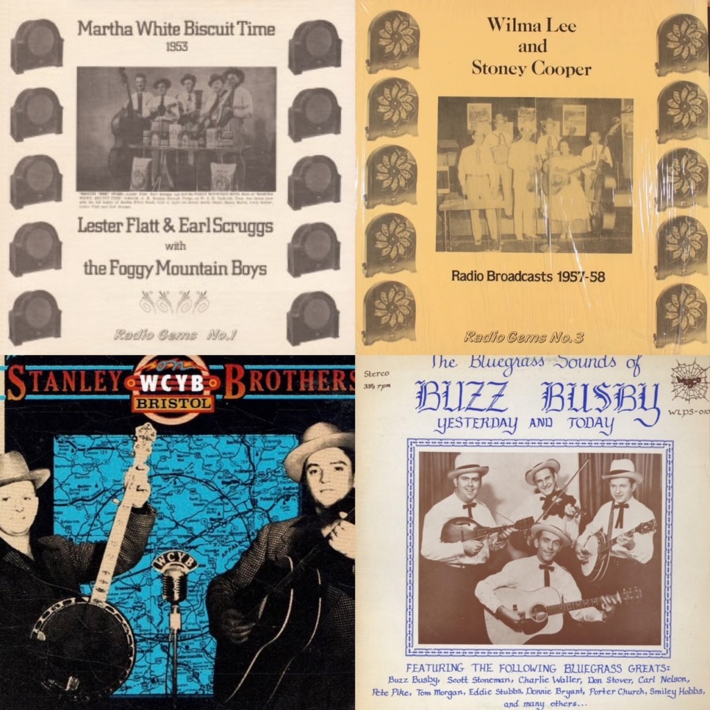 """""""Bluegrass Signal"""" samples some recently-unearthed vintage radio programs"""