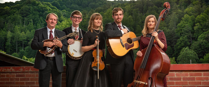 The Tennessee Bluegrass Band