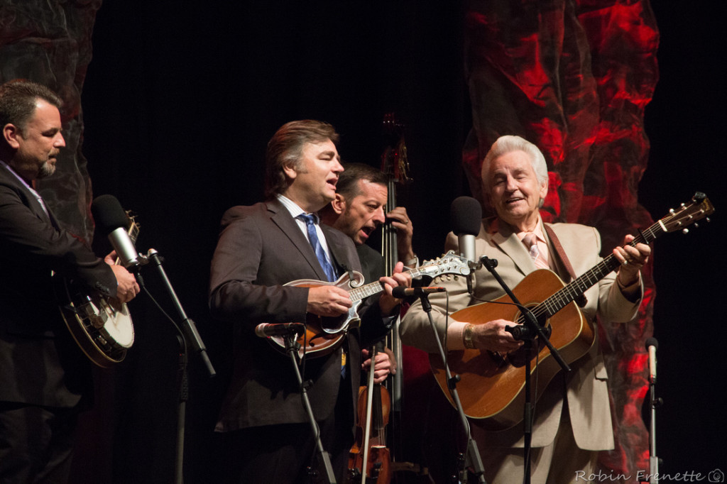 August 1: Del McCoury, Watkins Family, and Fog Holler at Green Music Center