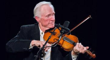 Byron Berline, fiddler who seemed larger than life