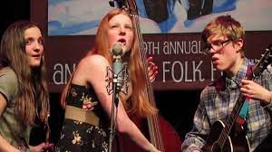 Lydia Jacoby plays Bluegrass, and oh yeah, she just happens to be an Olympic gold medalist!