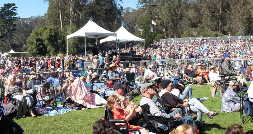 """Hardly Strictly Bluegrass2021 is Canceled.  Announces""""Come What May"""" livestream."""