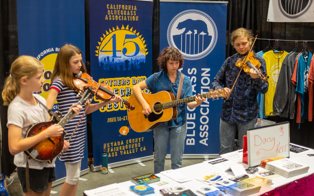 IMPORTANT UPDATE: IBMA's World of Bluegrass
