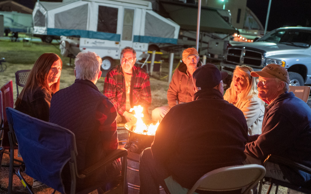 Deb Livermore tells us about the Fall  Campout