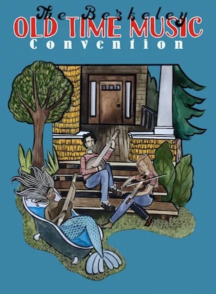 The Berkeley Old Time Music Convention is in its 19th year!