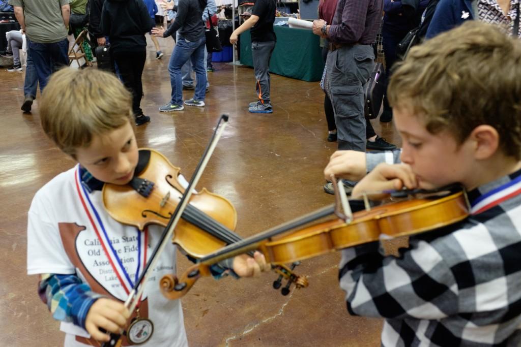 70th Annual Fiddletown Fiddlers' Jam