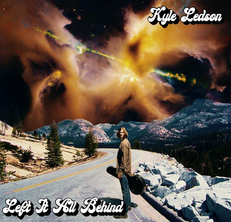 Brenda Hough Reviews Kyle Ledson's Left it all Behind
